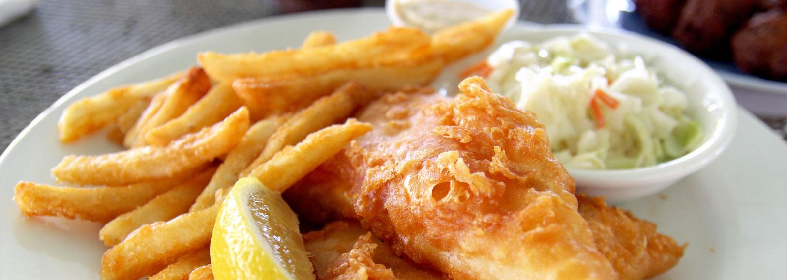 Parish Fish Fries